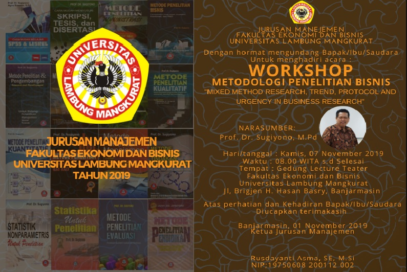 Workshop Metode Penelitian